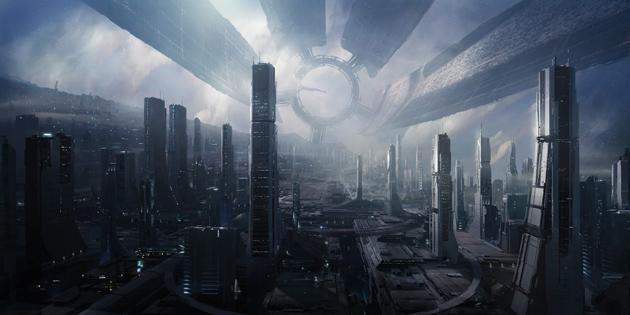 Mass Effect 2 Citadel