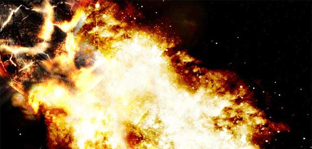 Exploding Planet Tutorial
