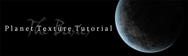 Space Planet Tutorial