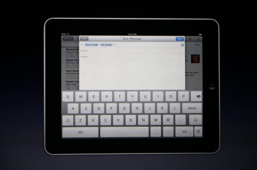 Apple Tablet iPad Keyboard