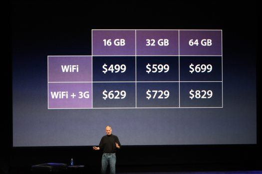 Apple Tablet iPad Prices